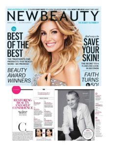 Wendy Epstein MD Cosmetic Dermatology New Beauty Magazine